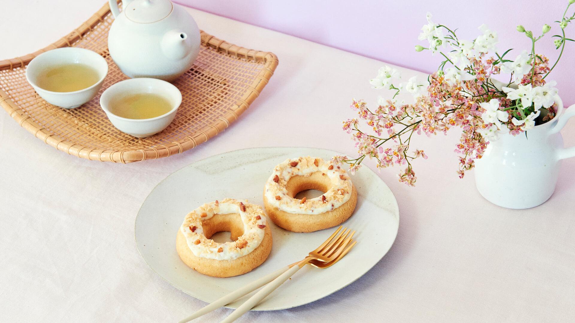 クリスピー・クリーム・ドーナツからムチモチ食感の「ムチモチ 香ばし玄米きなこ」が初夏限定で登場! gourmet210422_krispy-kreme-doughnuts-210422_2