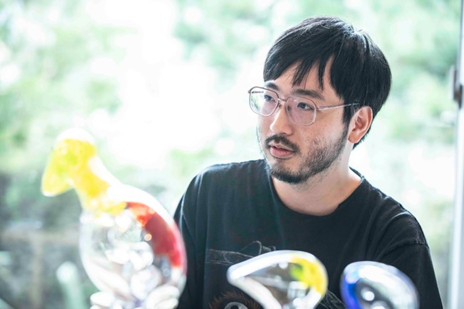 オオクボリュウのガラス作品第2弾『SAPPY COUPLE』が10作品限定で受注生産販売開始! art210423_ookuboryu-210423_6