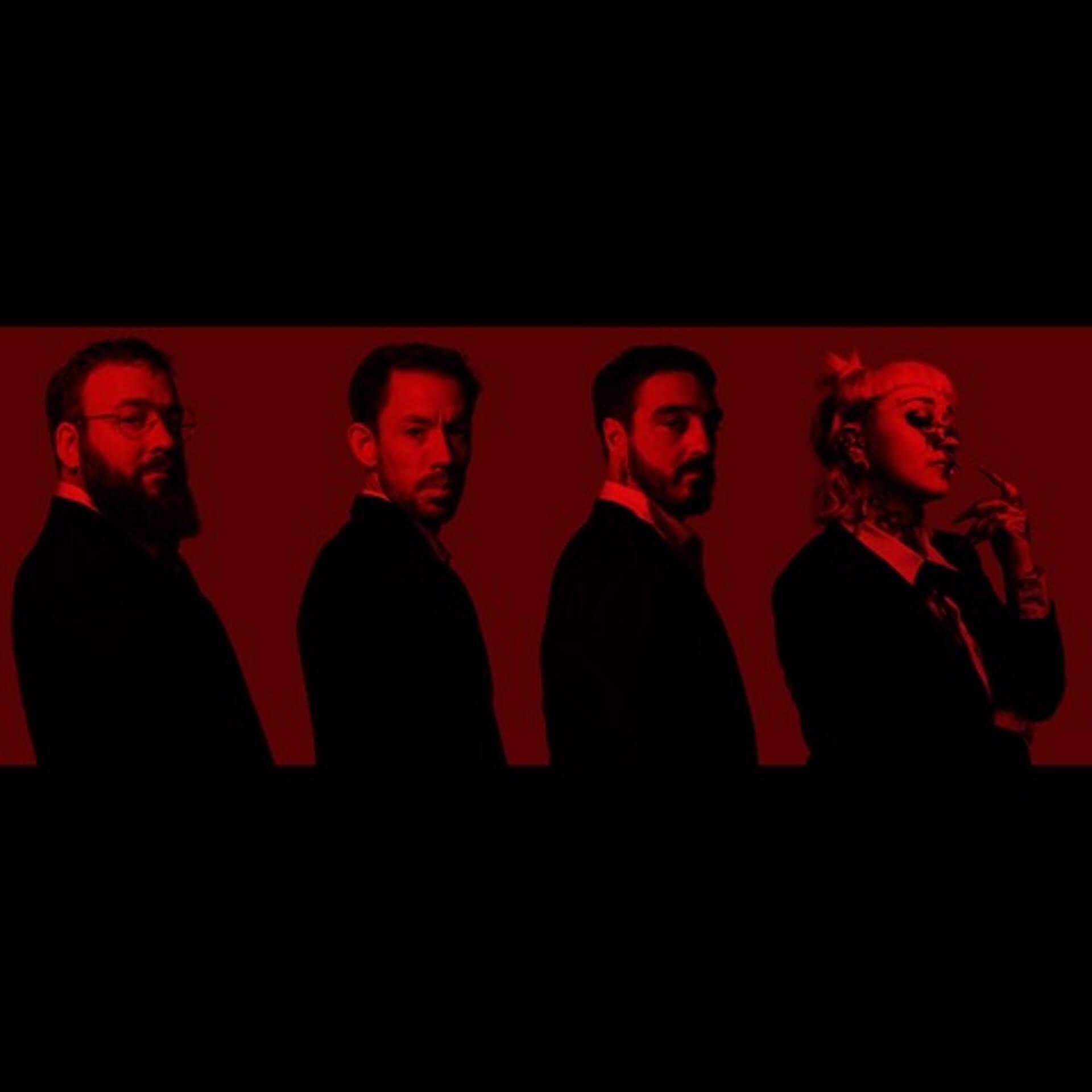 "Hiatus Kaiyoteが6月発売の新アルバム『Mood Valiant』収録曲""Red Room""をMVと共にリリース! music210427_hiatus-kaiyote-210427_3"