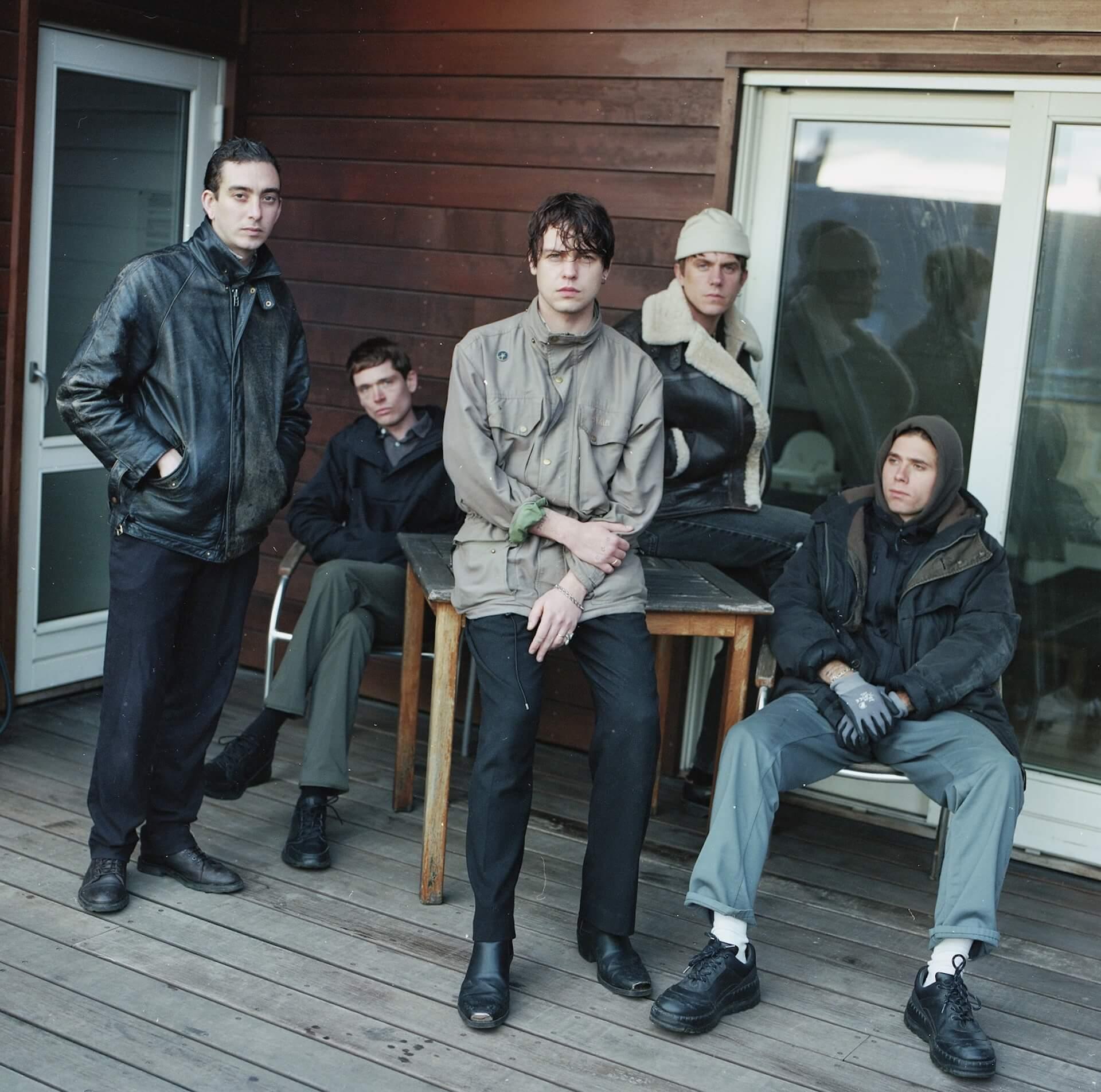 Iceageの5thアルバム『Seek Shelter』が発売!ストリーミングライブ<Seek Shelter: Live From Copenhagen>を開催 music210507_iceage-210507_2