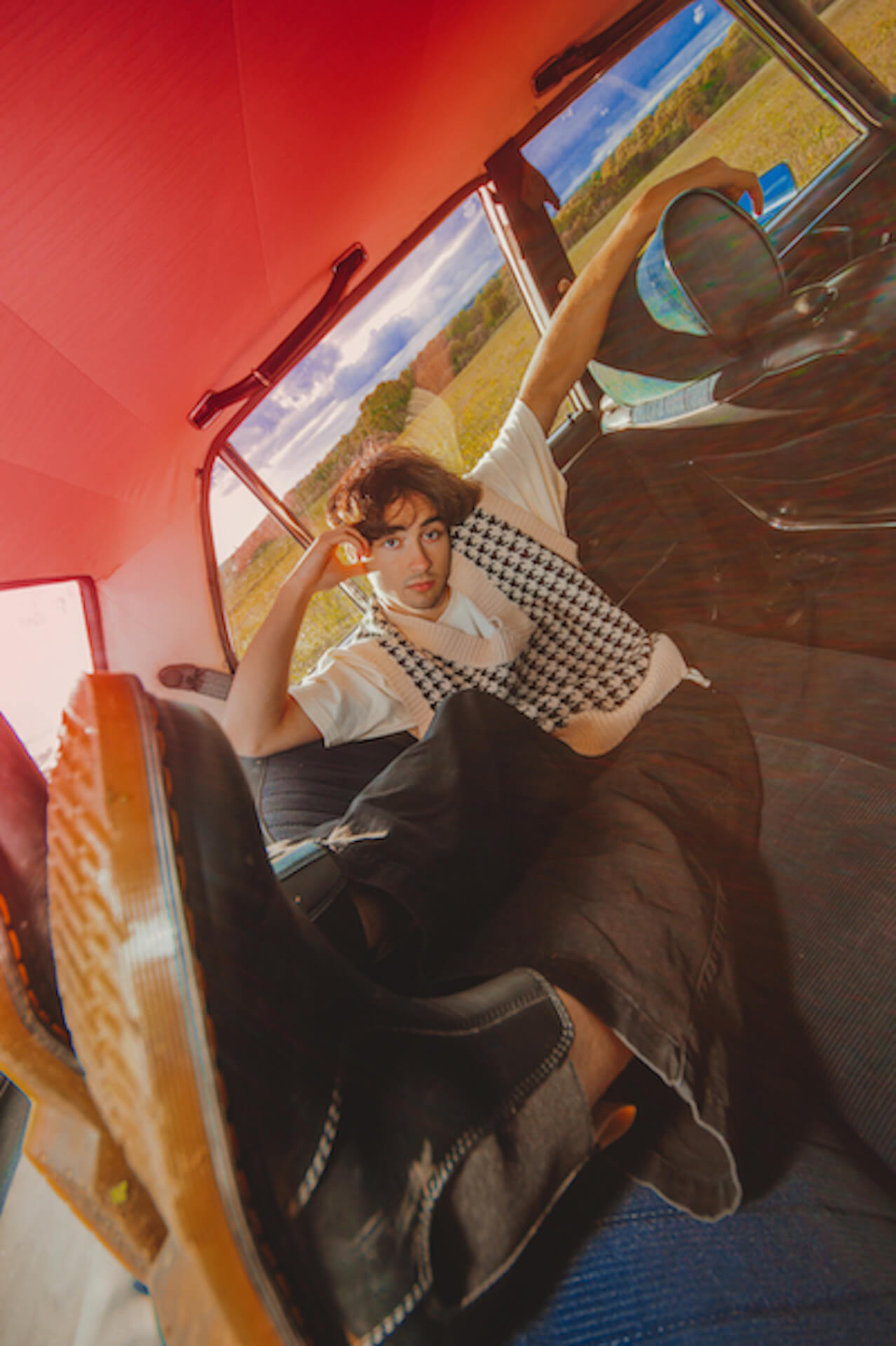 UK出身18歳のSSW・Alfie Templemanが日本の音楽に影響を受けたミニアルバムをリリース!MVも公開 music210510_alfie-empleman-210510_2