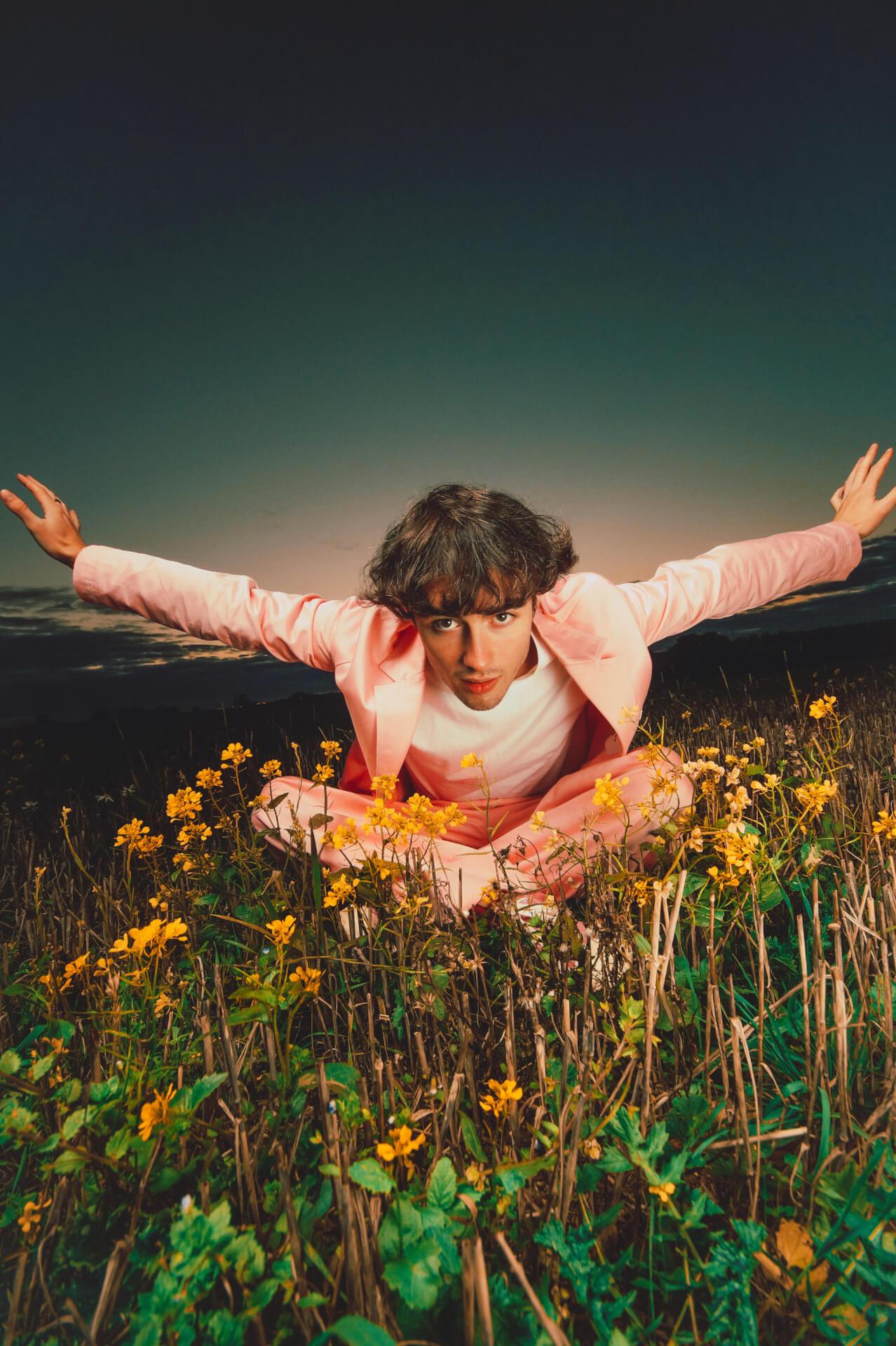 UK出身18歳のSSW・Alfie Templemanが日本の音楽に影響を受けたミニアルバムをリリース!MVも公開 music210510_alfie-empleman-210510_3