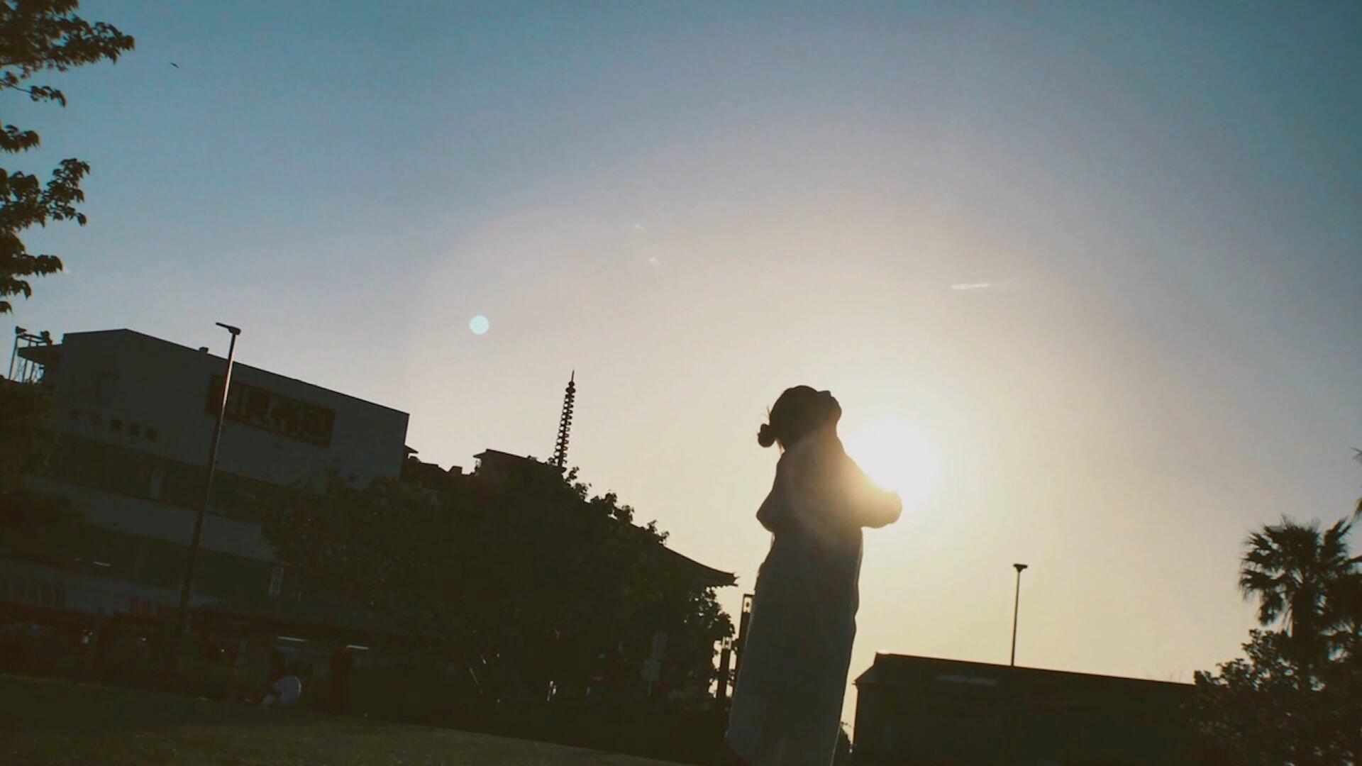 """きのこ帝国の西村""""コン""""結成の新バンドaddが映画主題歌""""ニヒルな月""""を本日リリース&メンバー制作のMVが公開! music210512_add-210512_1"""