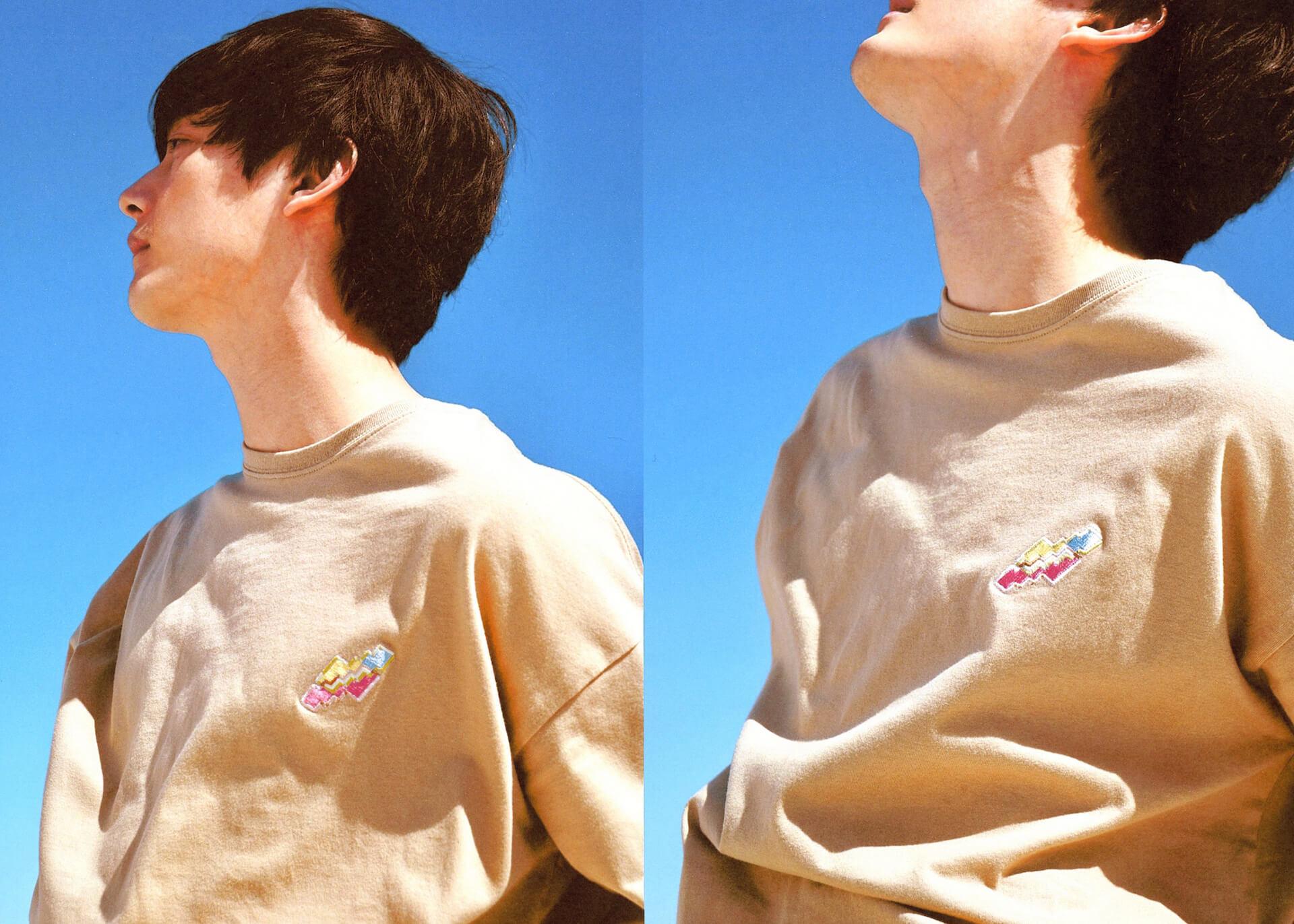 向井太一『COLORLESS』リリース記念!デザイナー・KEISUKE SHODAとのコラボグッズが発売開始! music210513_mukai-taichi-210513_13