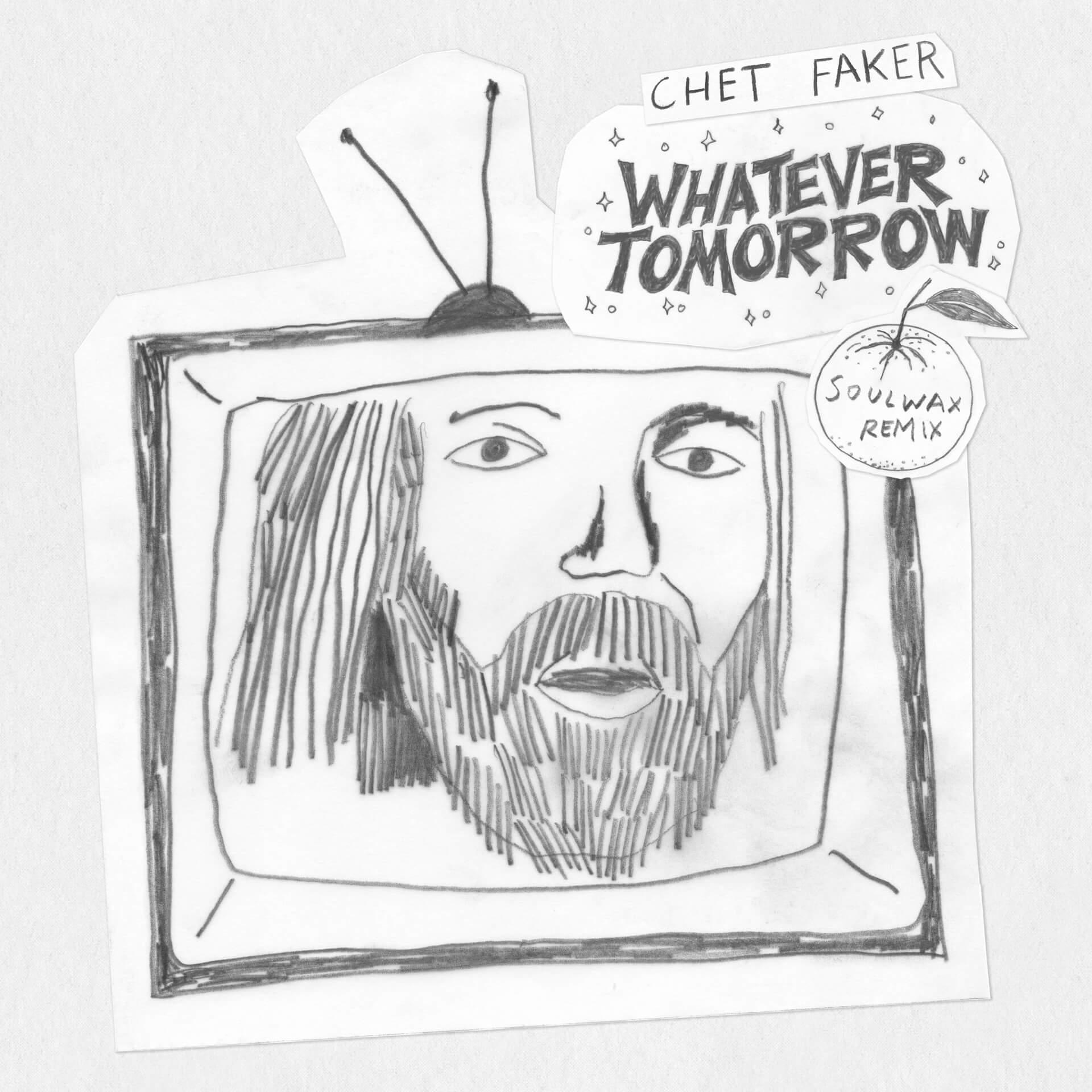 "Chet Fakerのニューアルバム『Hotel Surrender』収録の最新シングル""Whatever Tomorrow""をSoulwaxがリミックス! music210514_chetfaker-210514_2"