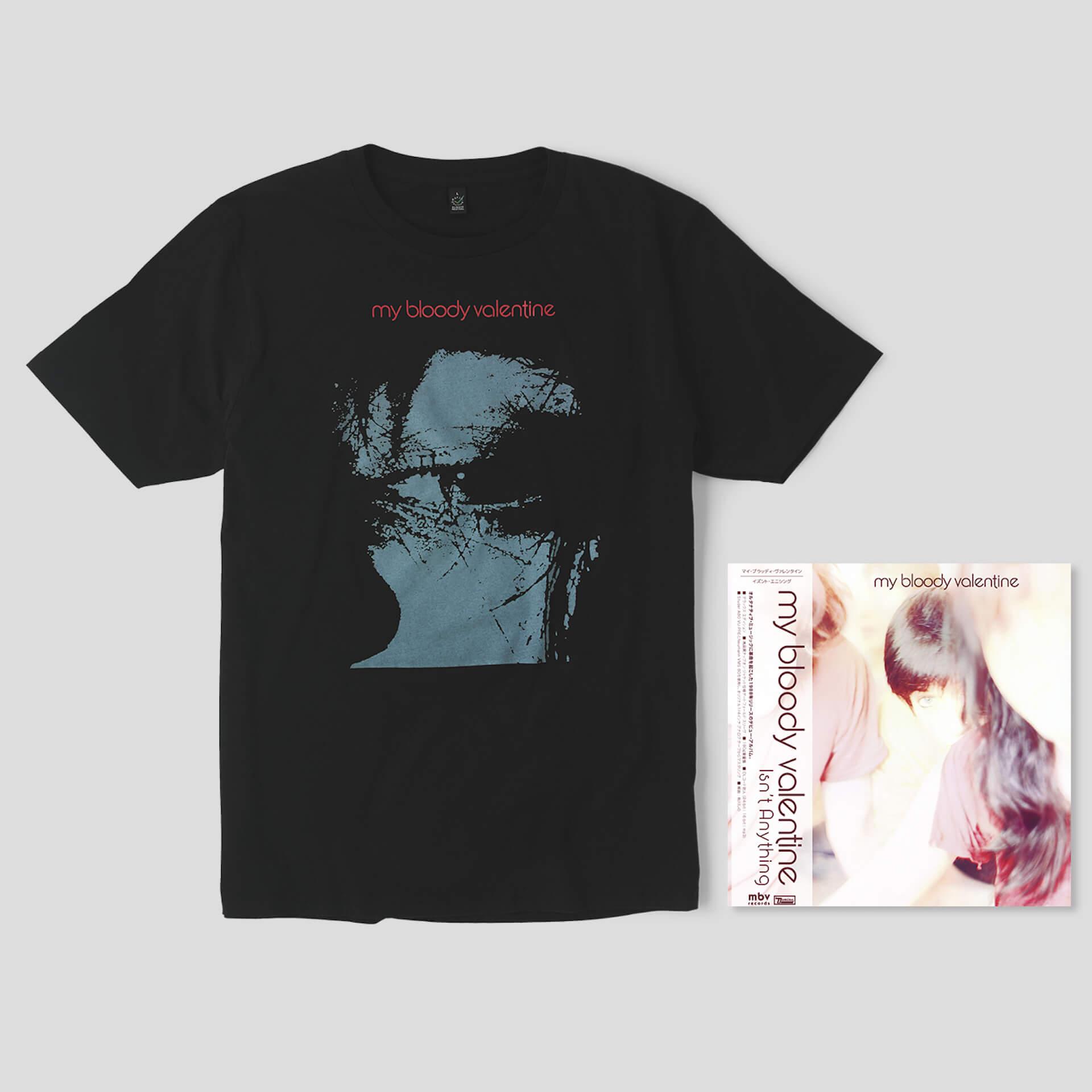 My Bloody Valentine新装盤CDとLPがいよいよ今週発売!レコードショップ別の各種特典が解禁 music210517_mybloodyvalentine-210517_14