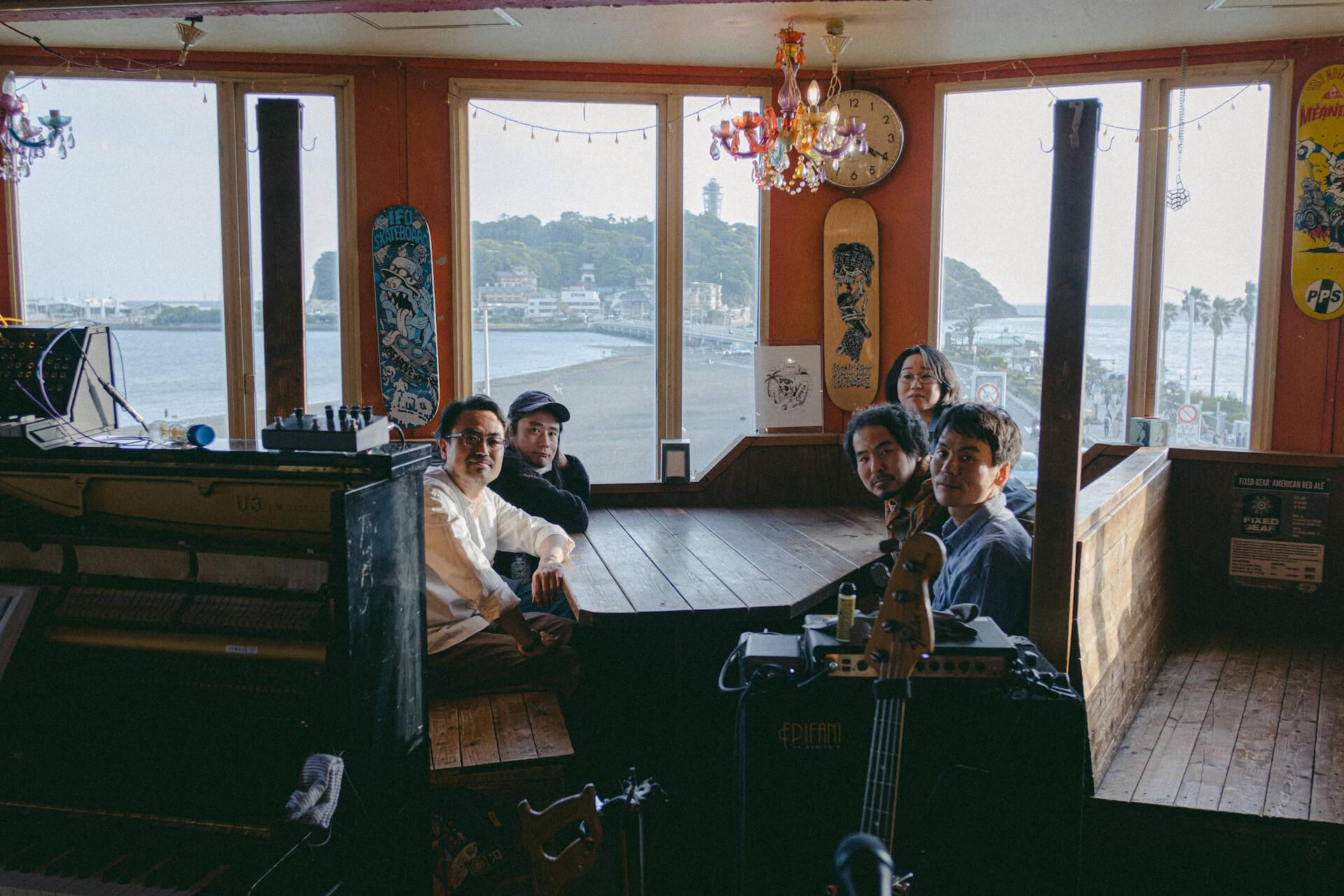 """キセルのワンマンライブ<""""Out Of Seasons"""" at 江ノ島 OPPA-LA>が配信決定!ビルボード公演と同編成バンドで実現 music210518_kicell-210518_1"""
