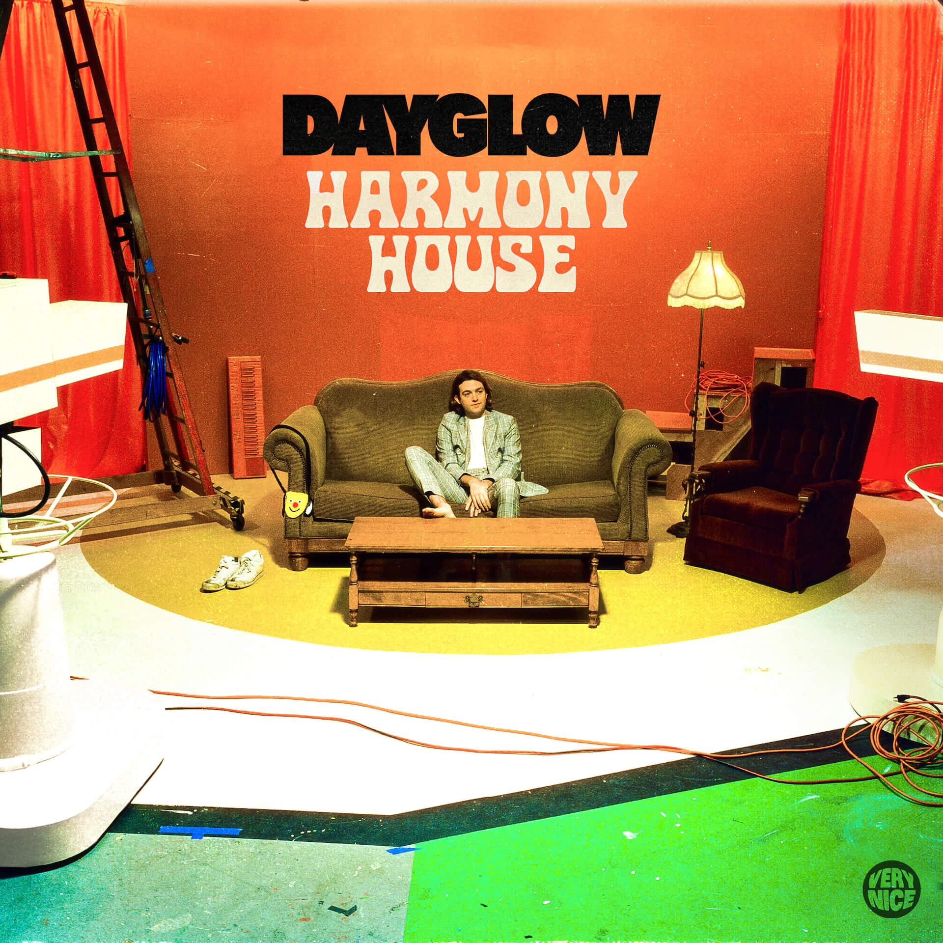 Dayglowが日本の70〜80'sシンセミュージックに影響を受けたニューアルバム『Harmony House』をリリース! music210521_dayglow-210521_1