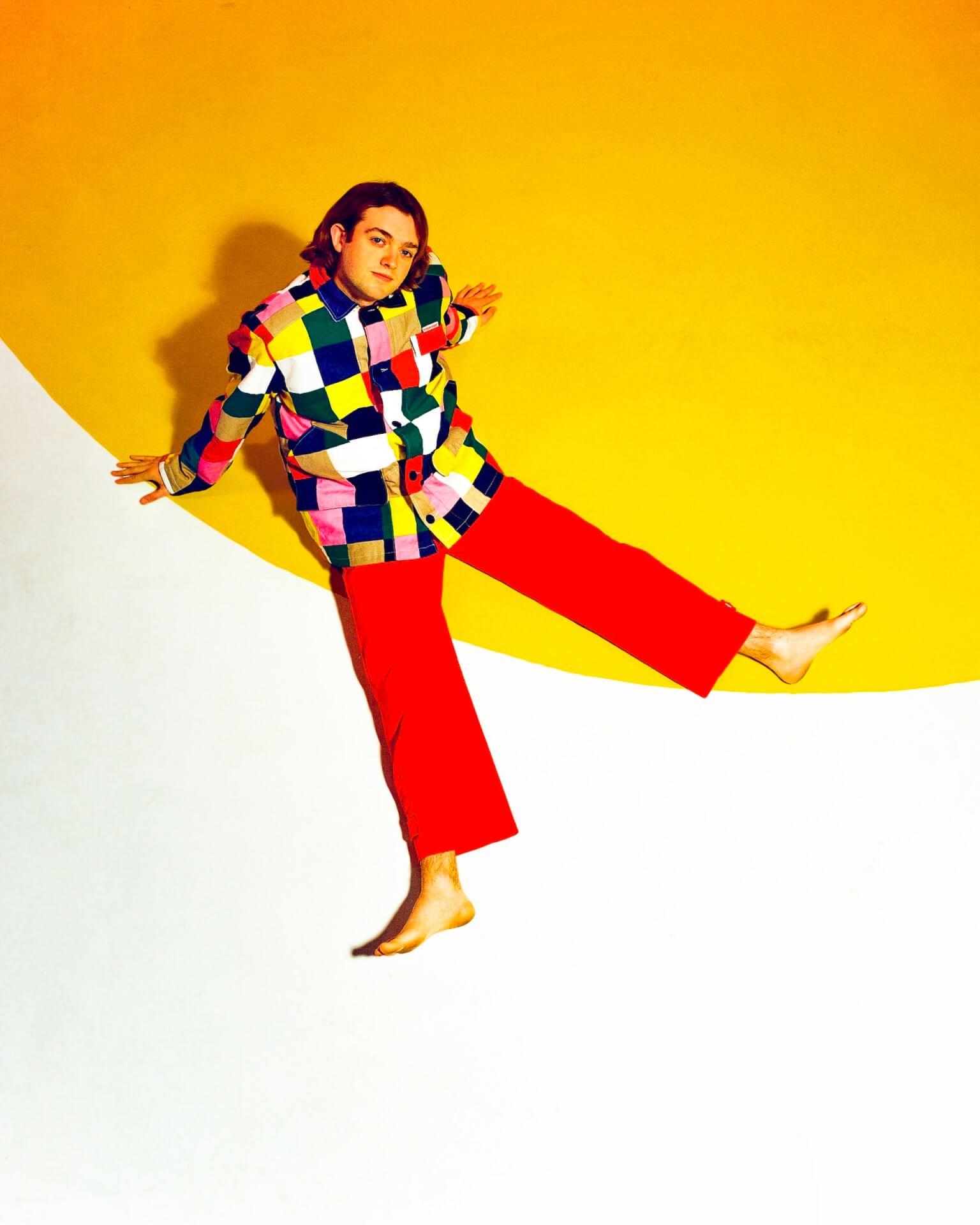 Dayglowが日本の70〜80'sシンセミュージックに影響を受けたニューアルバム『Harmony House』をリリース! music210521_dayglow-210521_5